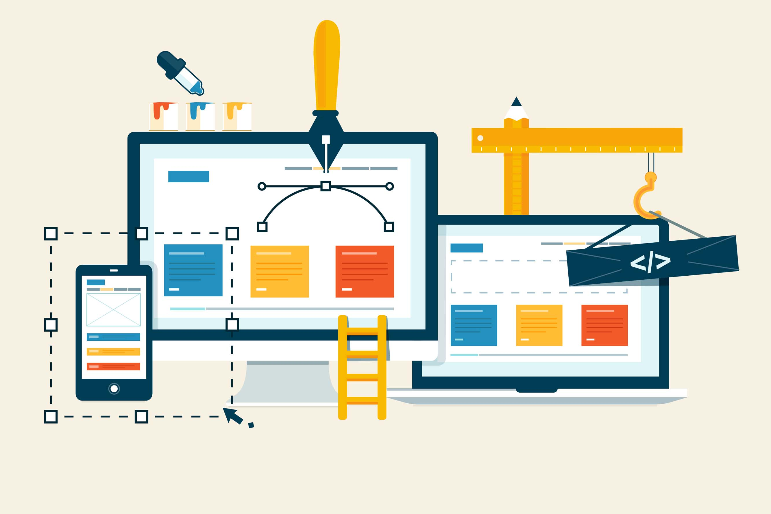 Web Design And Development Nagpur