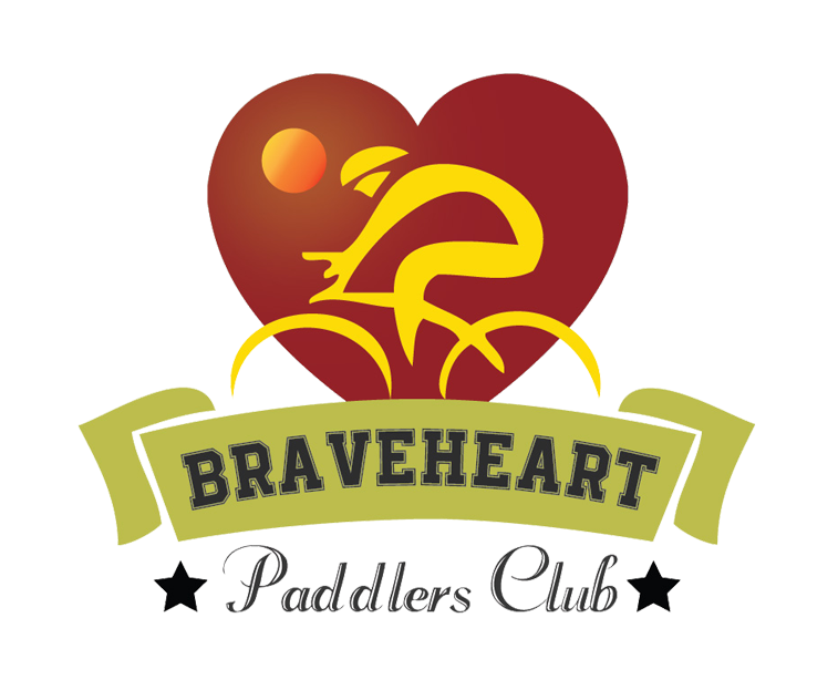 Braveheart paddlers club