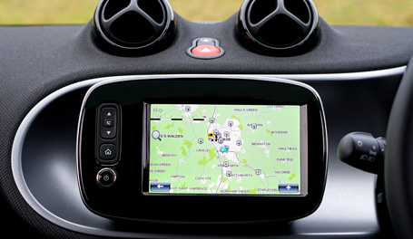GPS and Location Application