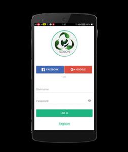 SoilOn User App