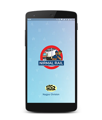 NirmalRail Mobile App