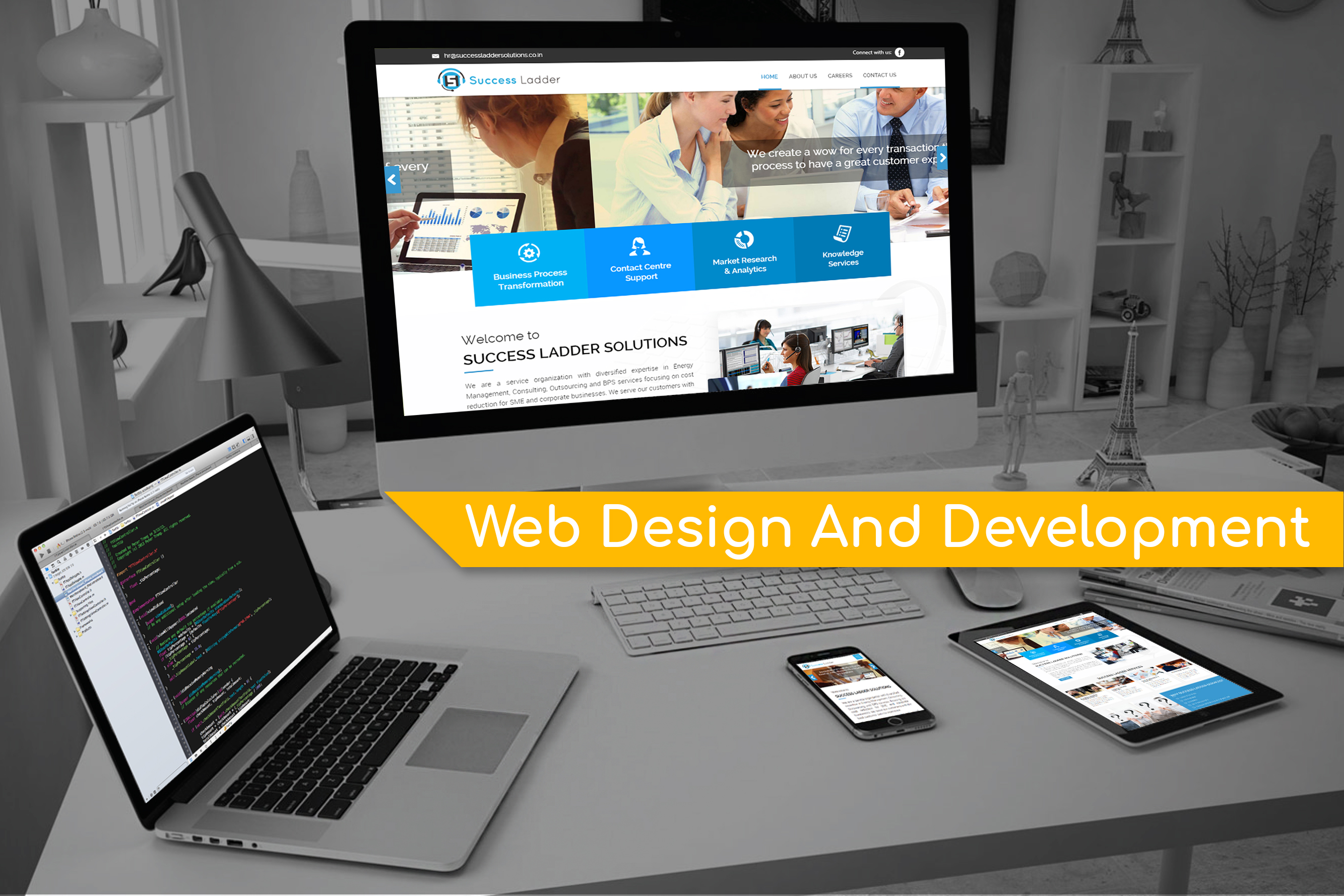 Find best Website Designing Company for Your Business Products and Services