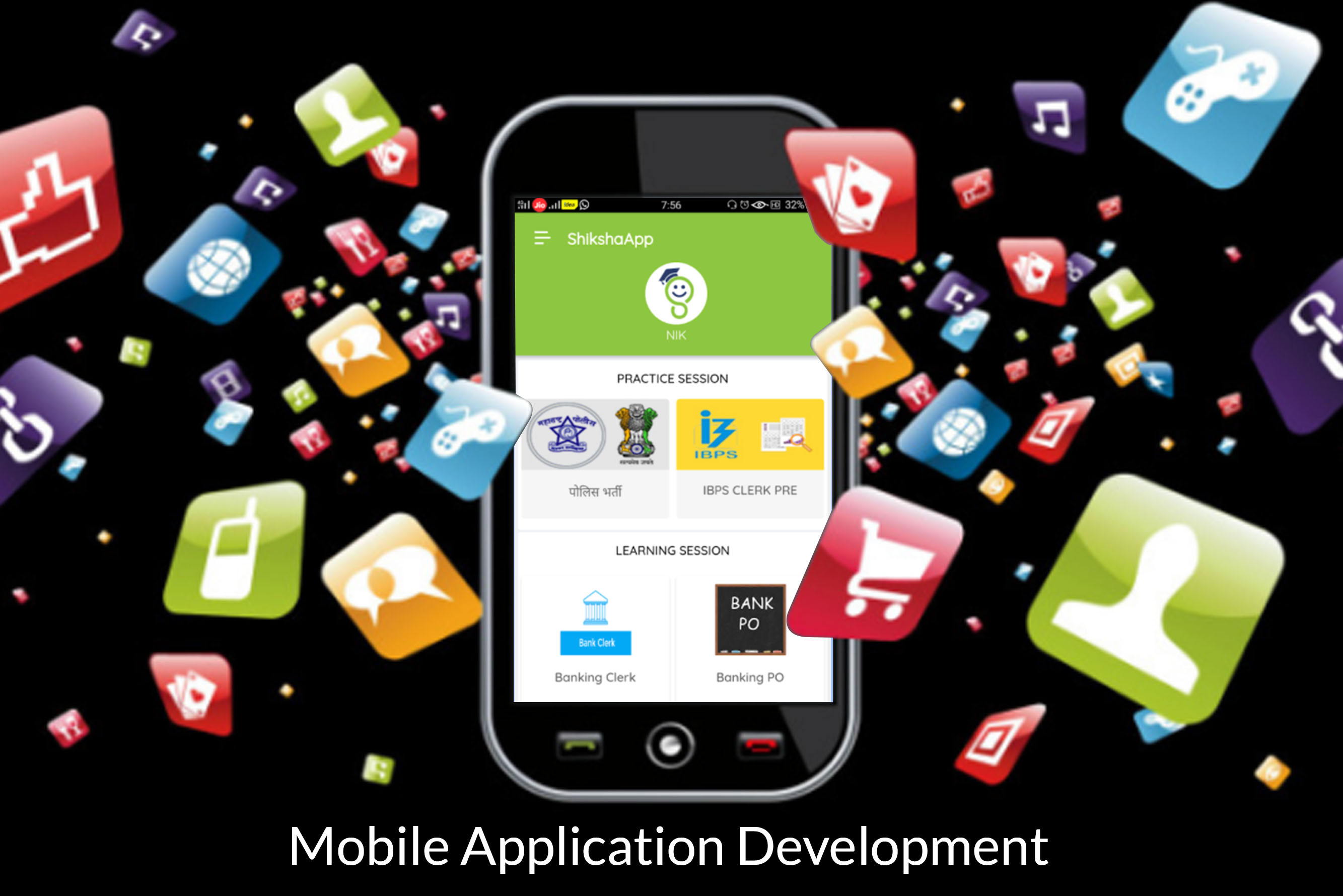 Our Approaches as a Best Mobile Application Development Company